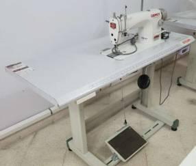 Máquina de coser industrial recta Gemsy