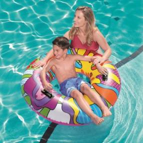 Salvavidas para piscina anillo POP Bestway