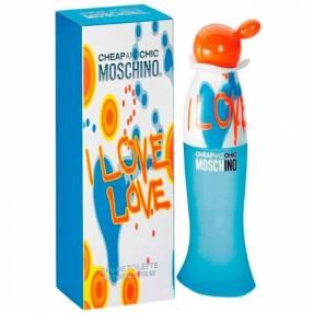 Moschino Love Love Fem 100 ml
