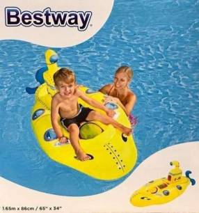 Salvavidas inflable submarino para niños Bestway