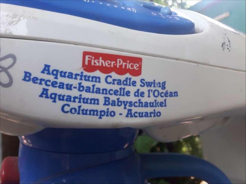 Mecedora Fisher Price Acuario - 2