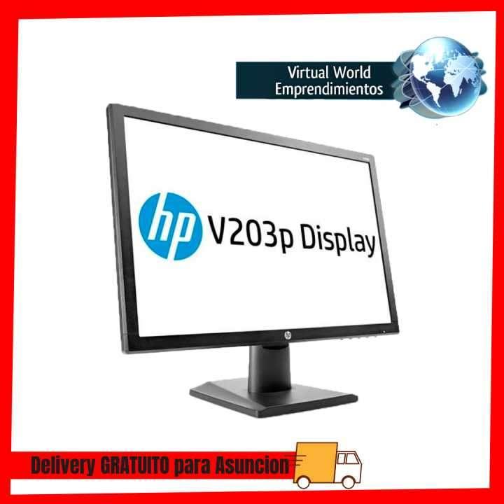 Monitor HP 20 pulgadas V203P