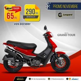 Moto Leopard HB110 Grand Tour