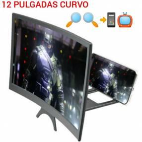 Ampliador de pantalla universal 12 pulgadas curvo