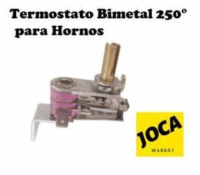 Termostato Bimetalico 0 a 250 grados