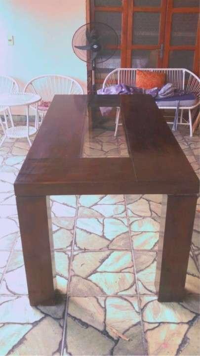 Vendo Juego de comedor con 6 sillas - 3