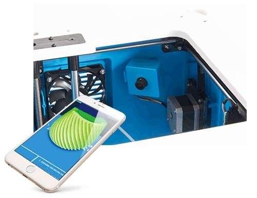 Impresora 3D Flashforge Inventor - 1