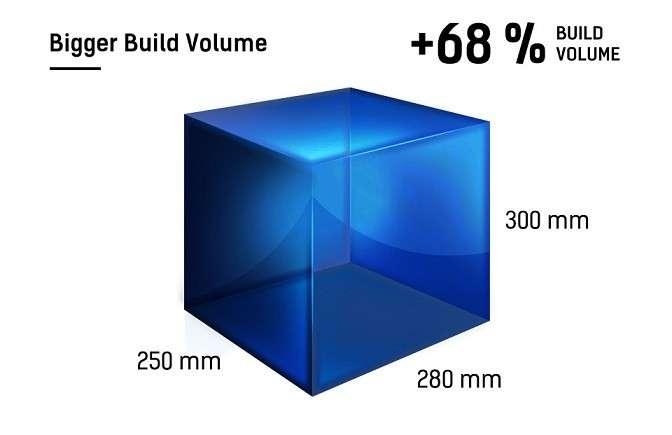 Impresora 3D Flashforge Guider IIS 3D printer - 2