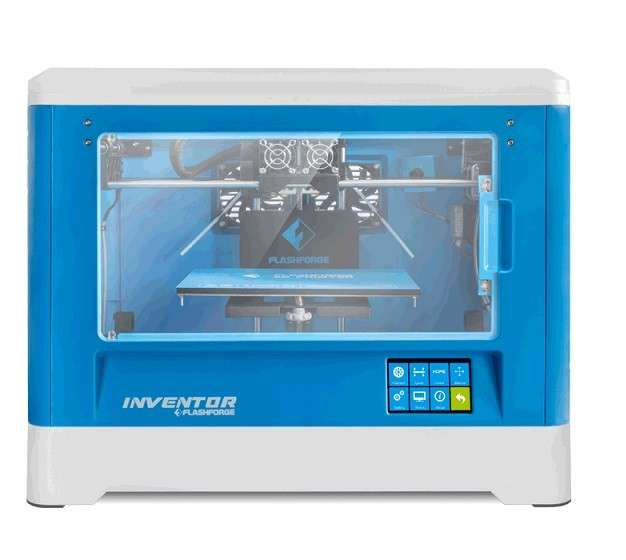 Impresora 3D Flashforge Inventor - 0