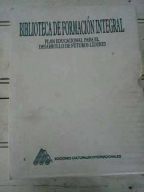 Enciclopedia de 5 tomos