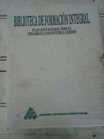 Enciclopedia de 5 tomos - 0