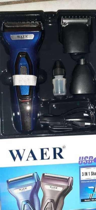 Afeitadora 3 en 1 Waer - 1