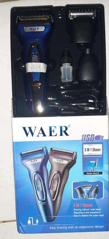 Afeitadora 3 en 1 Waer - 2