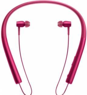 Auricular Sony MDR-EX750BT - Rosa