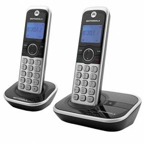 Telefono Motorola GATE4800BT-2 bluetooth negro