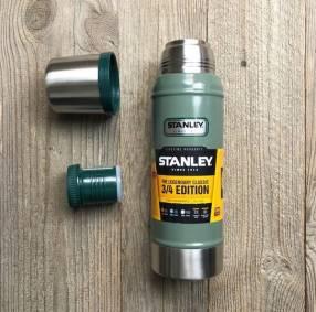Termo Stanley Classic 750 ml verde