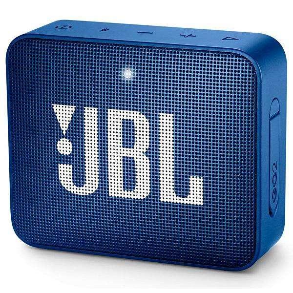 Speaker JBL GO 2 - Azul - 0