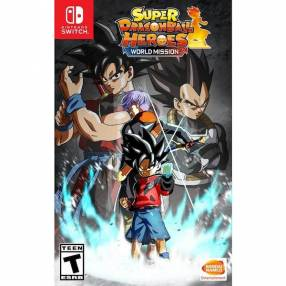 Juego Super Dragon Ball Heroes World Mission para Nintendo Switch