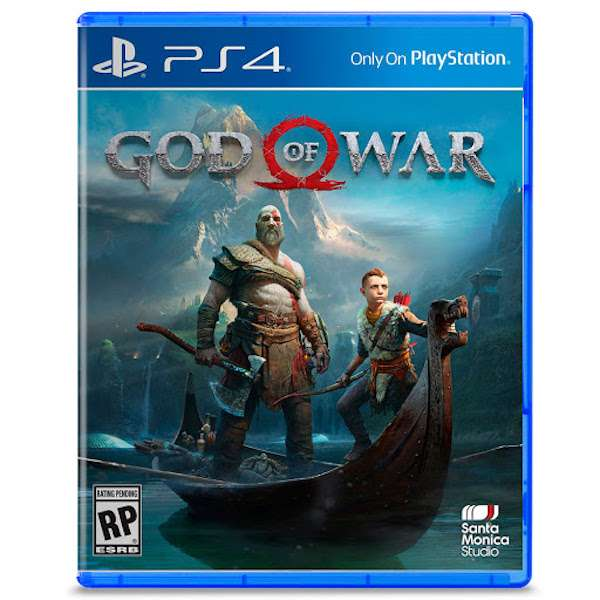 Juego God Of War para PS4 - 1