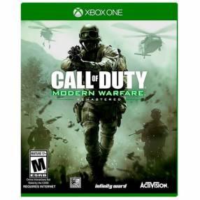 Juego Call Of Duty Modern Warfare Remasterizado para Xbox One