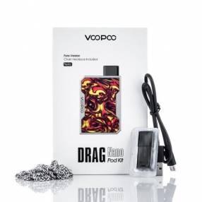 Vaporizador Voopoo Drag Nano Pod Kit - Fiesta