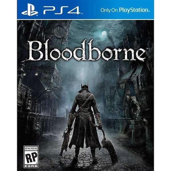 Juego Bloodborne para PS4 - 0