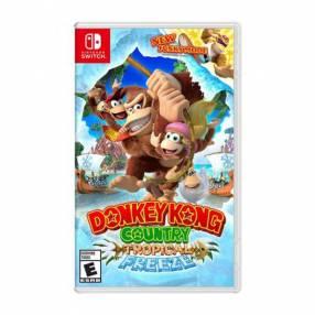 Juego Donkey Kong Country Tropical Freeze para Nintendo Switch