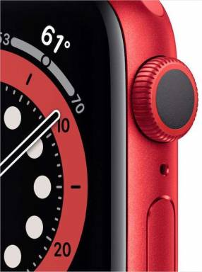 Apple Watch S6 40mm M00A3LL/A rojo