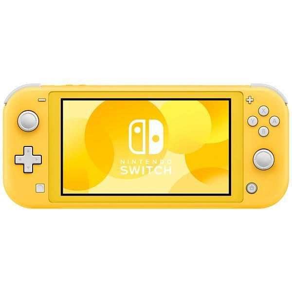 Consola Nintendo Switch Lite amarillo - 1