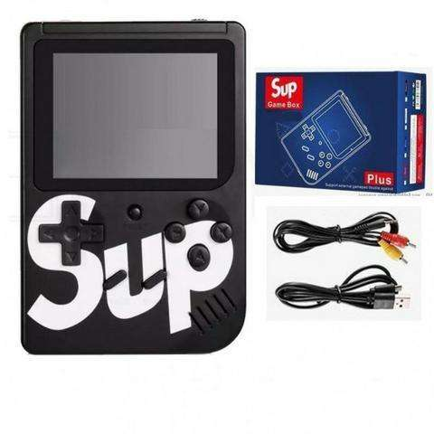 Consola Sup Game Box 400 en 1 negro - 0