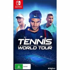 Juego Tennis World Tour para Nintendo Switch