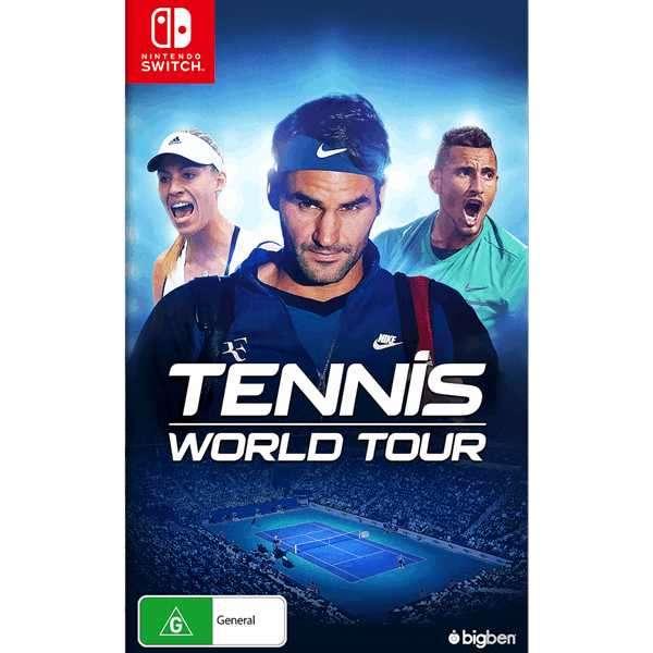 Juego Tennis World Tour para Nintendo Switch - 0