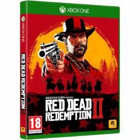 Juego Red Dead Redemption 2 inglés portugués para Xbox One