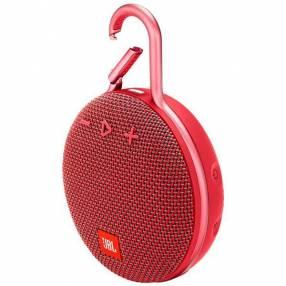 Speaker JBL Clip 3 - Rojo