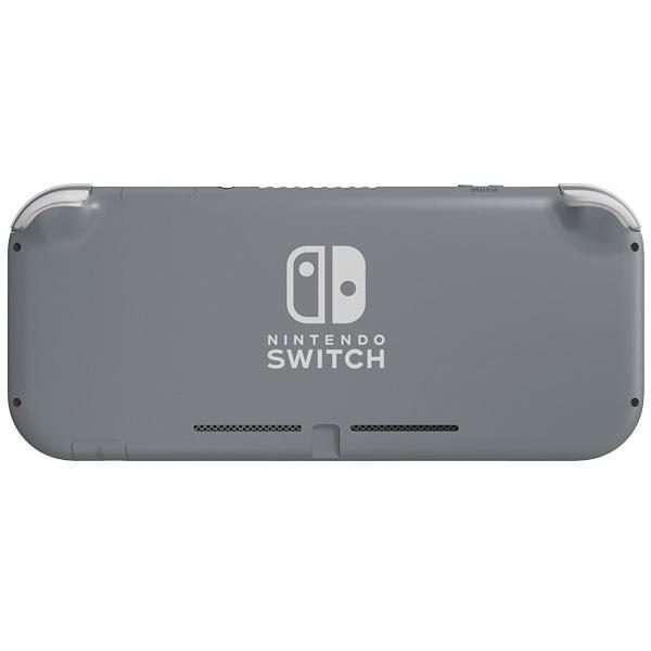 Consola Nintendo Switch Lite gris - 0