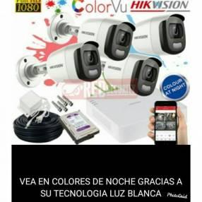 Cámaras color VU 1080