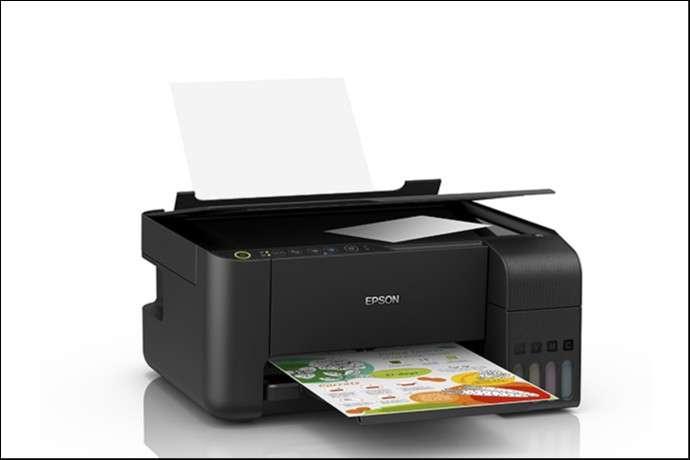 Impresora Epson L3150 multifunción wifi - 1