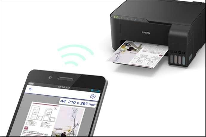 Impresora Epson L3150 multifunción wifi - 4