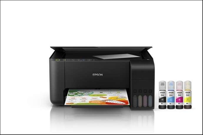 Impresora Epson L3150 multifunción wifi - 0