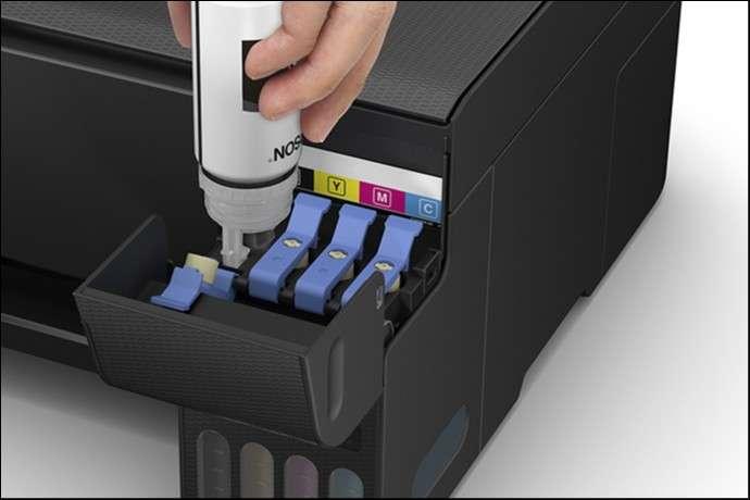 Impresora Epson L3150 multifunción wifi - 2