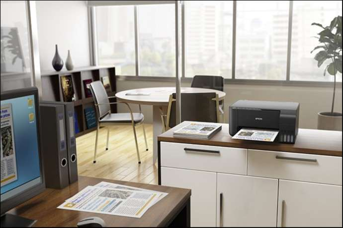 Impresora Epson L3150 multifunción wifi - 5