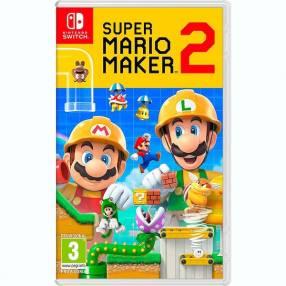 Juego Super Mario Maker 2 para Nintendo Switch