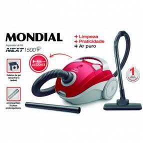 Aspiradora Mondial AP-12 Next 1500 1500W 220V
