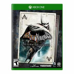 Juego Batman Return To Arkham para Xbox One