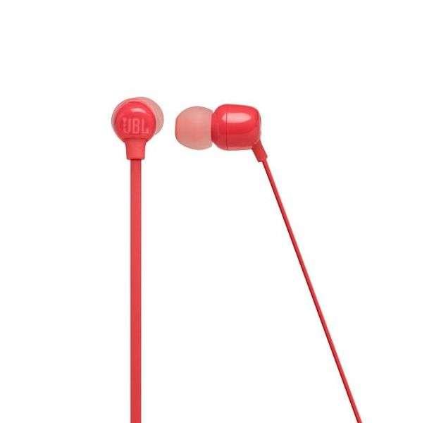 Auricular JBL Tune 115BT - Rojo - 0