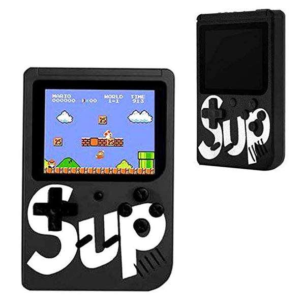 Consola Sup Game Box 400 en 1 negro - 2