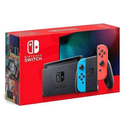 Consola Nintendo Switch Neón V2 2019 - 3