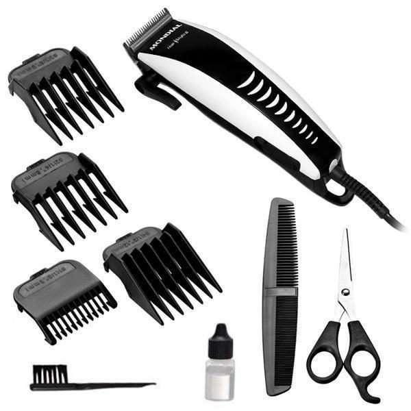 Cortador de cabello Mondial Hair Stylo II CR-06 220V - 0