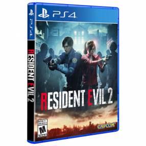 Juego Resident Evil 2 para PS4