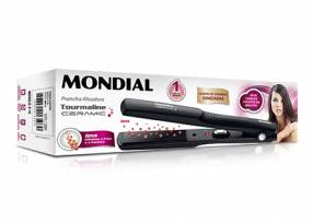 Planchita para cabello Mondial P-15 Tourmaline Ceramic bivolt